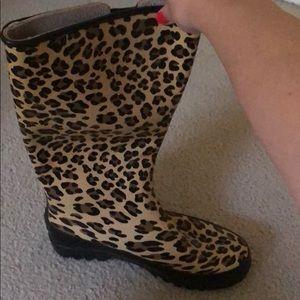 Sperry topsider rain boots